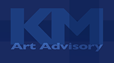 Non functional Logo Image for KM Art Advisory Kimberly Marrero Art Advisor New York
