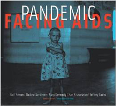 Image of book cover Pandemic Facing AIDS