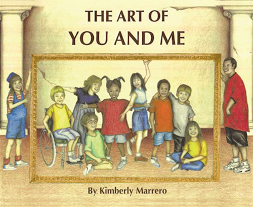 Image of Book: Art of You and Me by Kimberly Marrero of KM Art Advisory New York